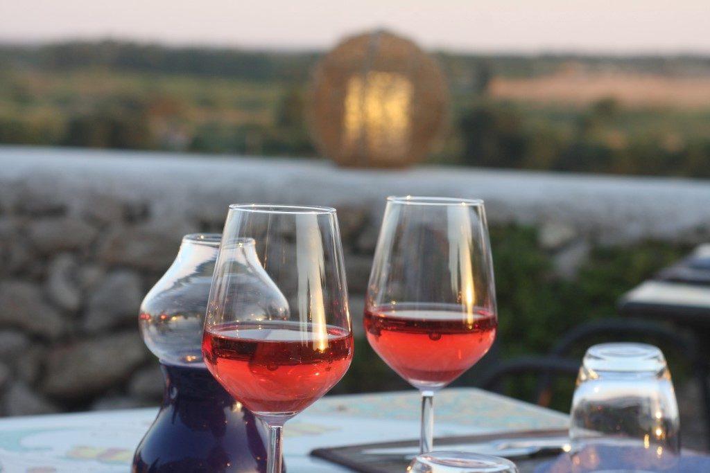 Degustazione vini siciliani - Hotel La Corte del Sole
